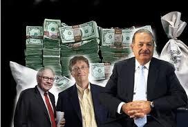 Los millonarios son buena gente