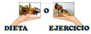 dieta y ejercicio claves para una buena salud