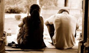 pareja en crisis por culpa de las creencias sobre el dinero ( coach fiannciero Barcelona )