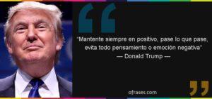 Donald Trump citas célebres