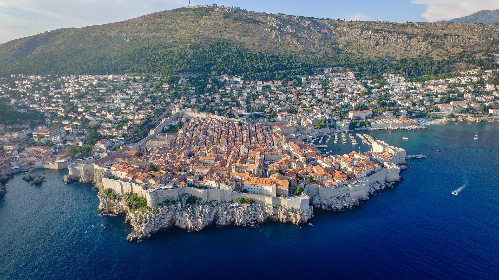 Maravillosos países donde vivir tu jubilación Dubrovnik