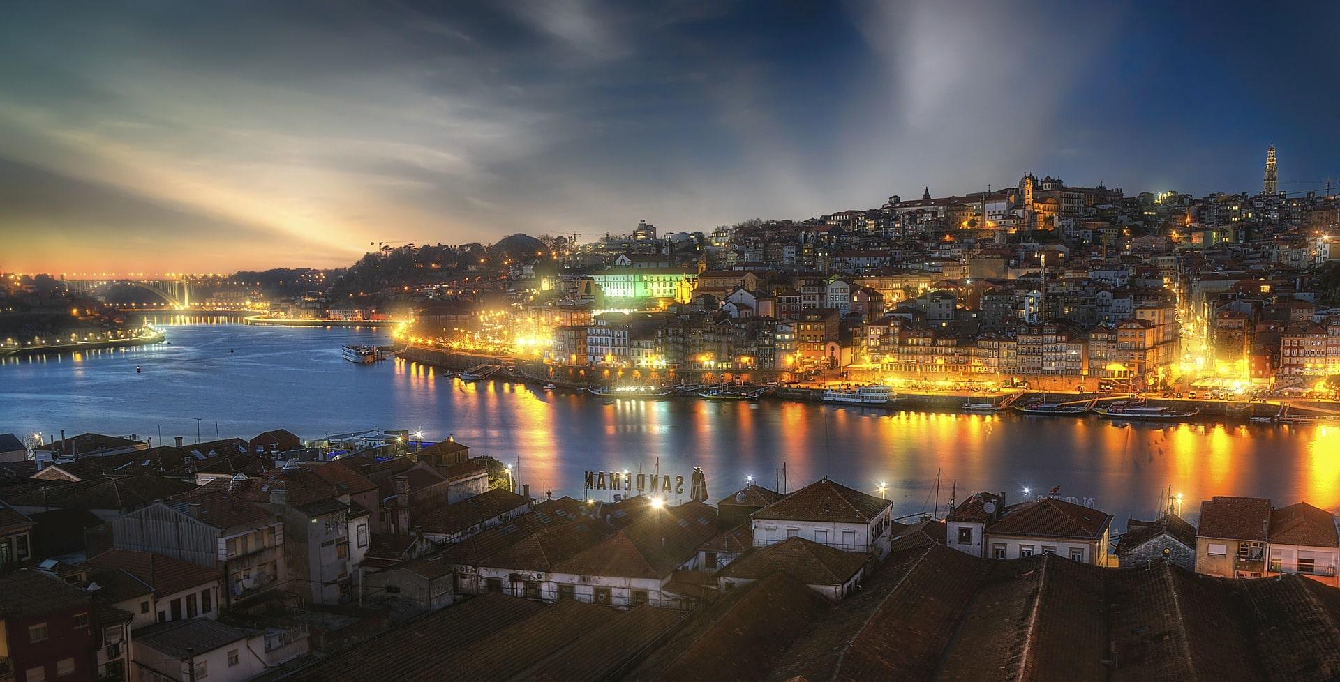 Maravillosos países donde vivir tu jubilación Porto - Portugal